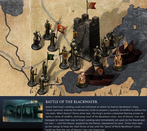 Battle of the Blackwater - game-of-thrones Photo