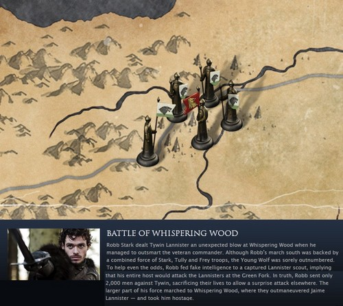 Battle of the Whispering Wood