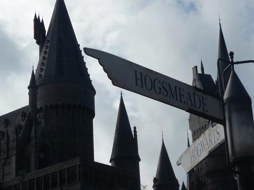 Harry Potter achtergrond called hogwarts