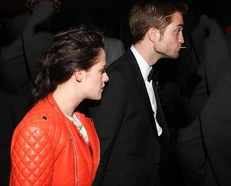Kristen Stewart Pattinson on At Cosmopolis Afterparty   Robert Pattinson And Kristen Stewart Photo