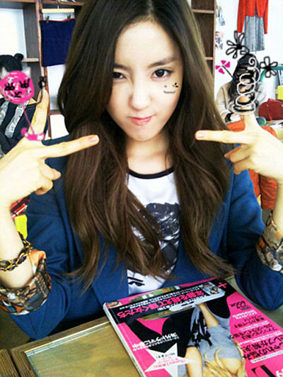 hyomin Cute - T-ARA (Tiara) Photo (30927060) - Fanpop