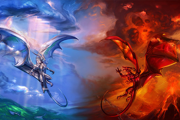 griffins and dragons images i like the ice one wallpaper and