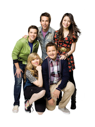 iCarly wallpaper possibly with a well dressed person entitled iCarly