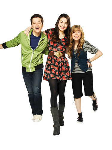 iCarly वॉलपेपर containing a hip boot called iCarly