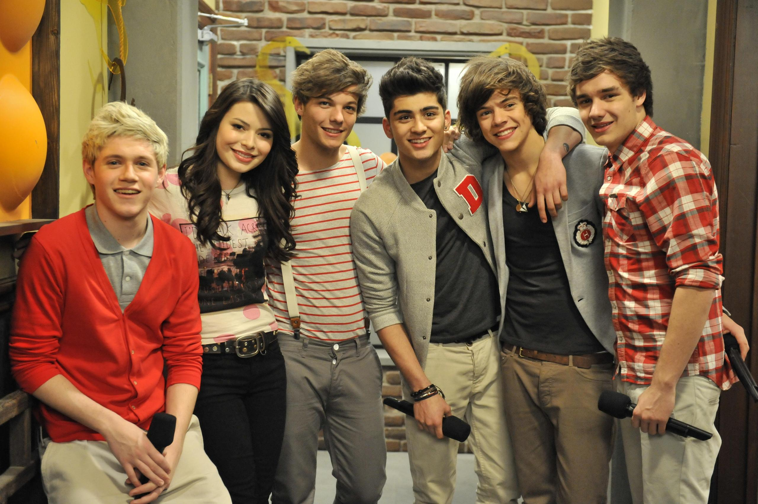 Icarly igo one direction