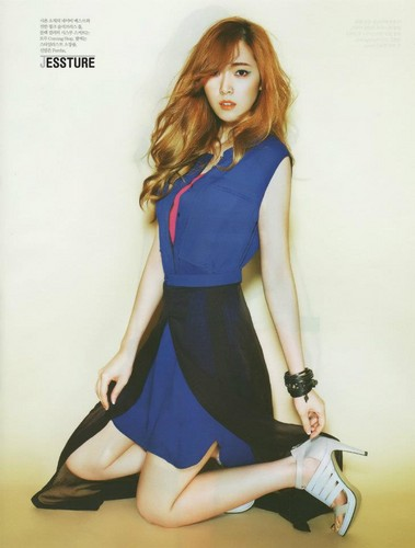 jessica elle magazine  - jessica-girls-generation Photo