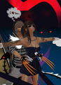 kettingzaagje, imvu - imvu photo