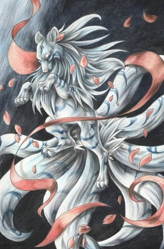kitsune of peace