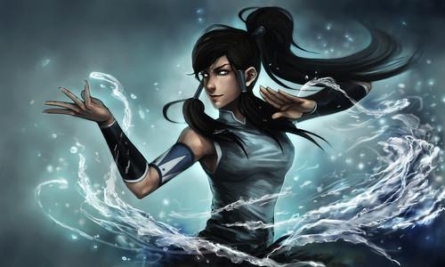 Avatar: The Legend of Korra wallpaper titled korra
