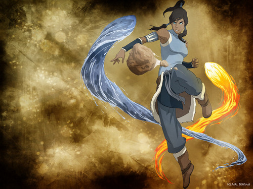 Avatar: The Legend of Korra wallpaper called korra