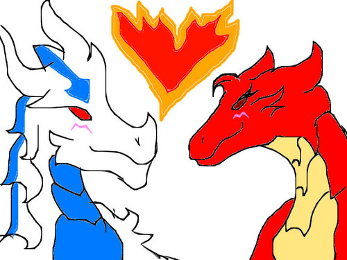 larry x red dragons