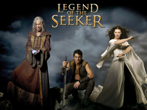 legend of the seeker - legend-of-the-seeker Fan Art