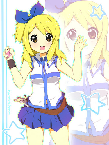 lucy~ - fairytail-4ever Photo