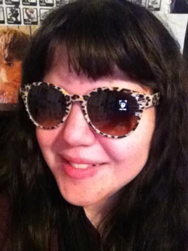 mehh sunglasses again!!