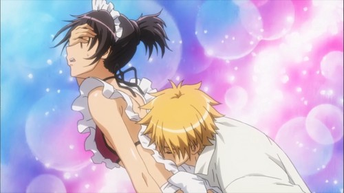 Kaichou wa Maid-sama images one sly move by takumi~ HD wallpaper and background photos