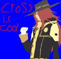 paint Cross - dgray-man photo