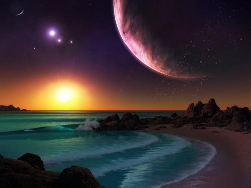 astronomy sunrise sunset - photo #14
