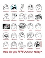 rage faces