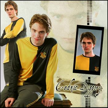 rob as cedric from hp <3 - robert-pattinson Photo