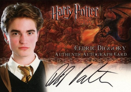 rob as cedric from hp <3