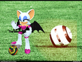 rouge 3d - shadow-the-hedgehog photo