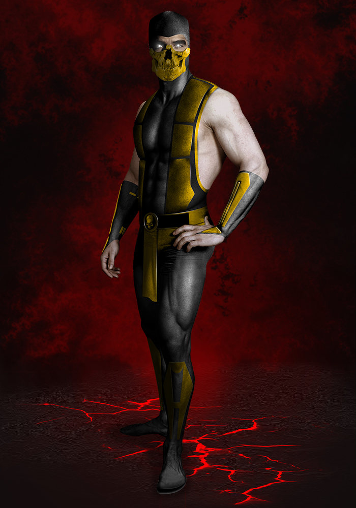 MORTAL KOMBAT RP Images Scorpion HD Wallpaper And Background Photos