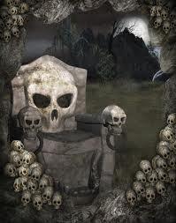 skull takhta