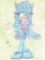 sour the hedgehog - evolia-and-friends photo
