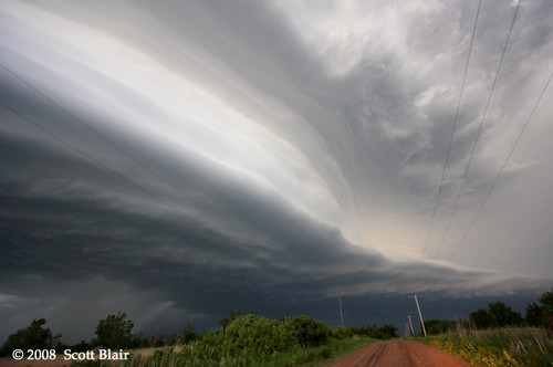 supercell - weather Photo