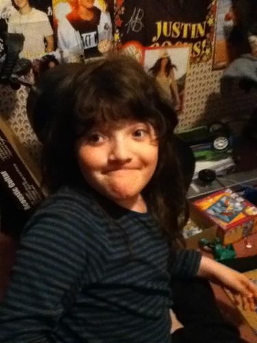 sweet sis Alyssa