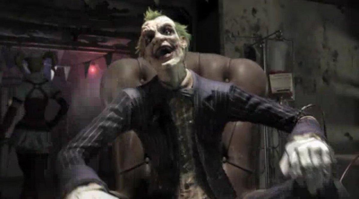 the joker batman arkham city photo fanpop