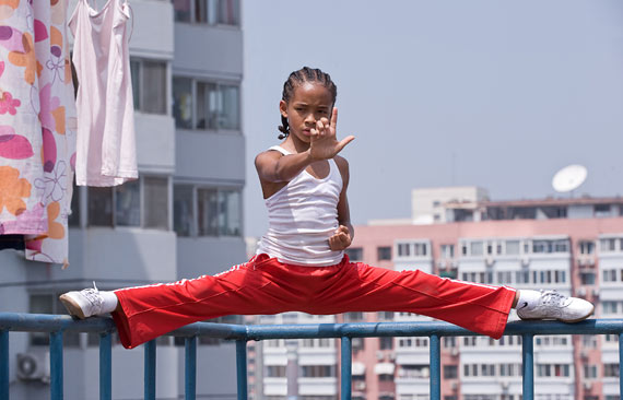 A karate kölyök (2010)