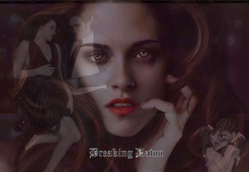 Breaking Dawn The Movie wallpaper titled the twilight saga - edward-bella