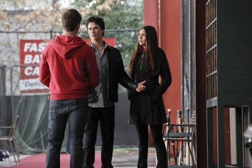 the vampire diaries season 3 - the-vampire-diaries Photo