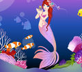 undersea mermaid - mermaids photo