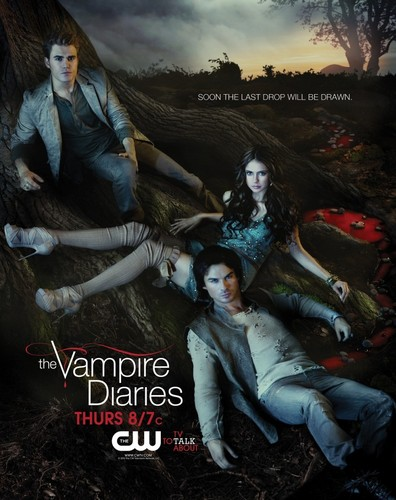 vampire diaries season 3 wallpaper - the-vampire-diaries Photo