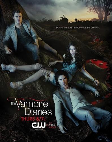 vampire diaries season 3 壁纸