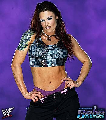 "Amy ""Lita"" Dumas fond d'écran called wwe lita"