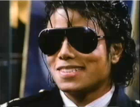 Michael Jackson wallpaper probably containing sunglasses called you gotta be mine..You're just so fine!..I like your style,it makes me wild!♥_♥