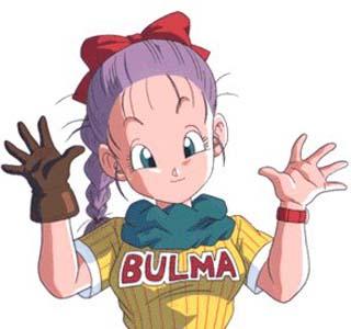 young Bulma