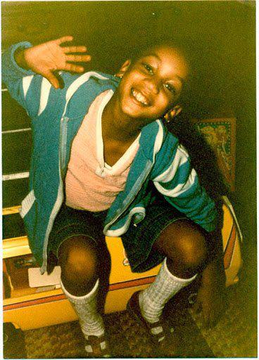 young Tyra