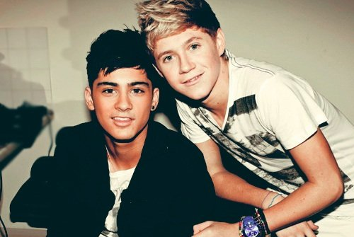 Zayn Malik and Niall Horan images ziall wallpaper and ...