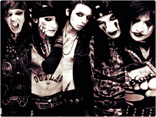 Rakshasa's World of Rock N' Roll achtergrond probably with anime called ★ BVB ☆
