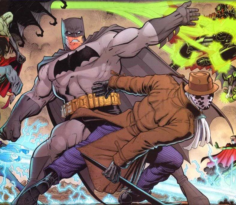 batman vs the bull The caped crusader has matched wits with the likes of alien, predator, and superman but batman vs jack the ripper does have a certain allure to it gotham by gaslight is an adaptation of a 1998 graphic novel that takes place in 19th-century gotham.
