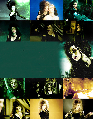 ~Bellatrix~ - harry-potter Photo
