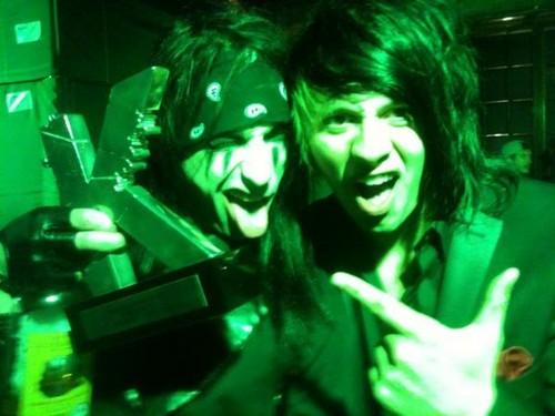 ★ CC Kerrang Awards 2012 ☆