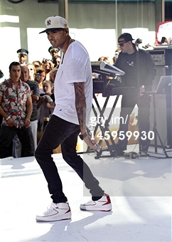 #ChrisBrownTODAY