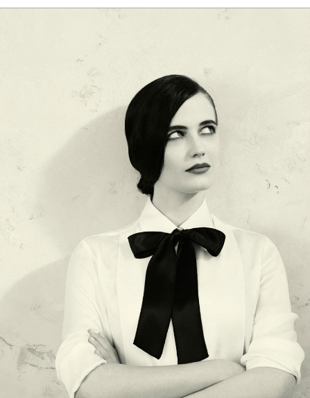 """Dark Shadows"" Cast Photoshoot (2012)"
