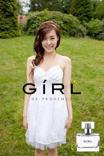걸(Girl de Provence) Tiffany