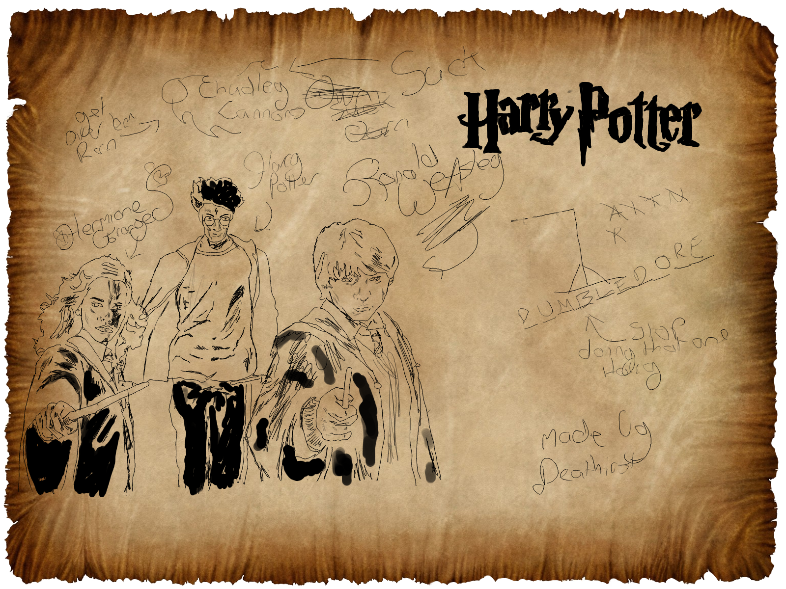 Good Wallpaper Harry Potter Quote - -Harry-Potter-harry-potter-31065797-1600-1200  Pic_238291.png